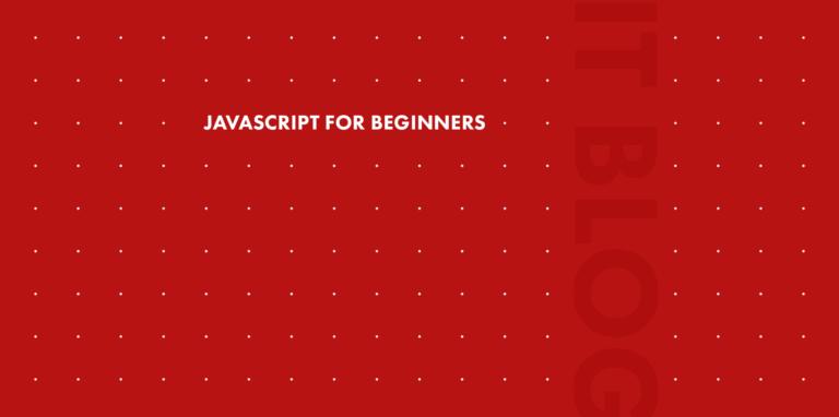 JS для начинающих
